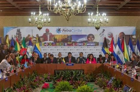 Ratifica Cuba compromiso de trabajar en el desarrollo de Petrocaribe - Granma Internacional   red kuorum   Scoop.it