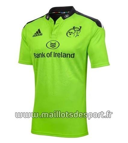 Le Munster dévoile son maillot extérieur pour la saison 2014-2015 ! | Maillot de Sport | Scoop.it