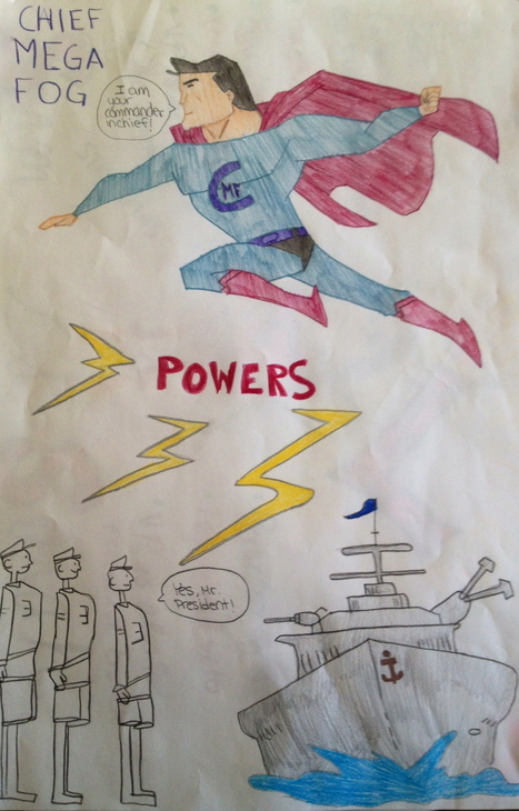 Teaching the Constitution: Superheroes and the Branches of Government | We Teach Social Studies | Scoop.it