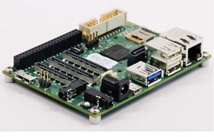 Inforce Computing IFC6540 Pico-ITX Board Features Qualcomm Snapdragon 805, High Speed Interfaces | Embedded Systems News | Scoop.it