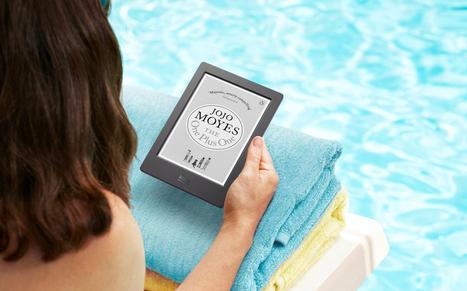 Kobo unveils Aura H2O waterproof e-reader - Telegraph | Presse Mobile et Livres Numériques | Scoop.it