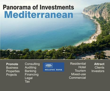 Panorama of Investments Cyprus | Panorama of Investments Cyprus and Greece | Scoop.it