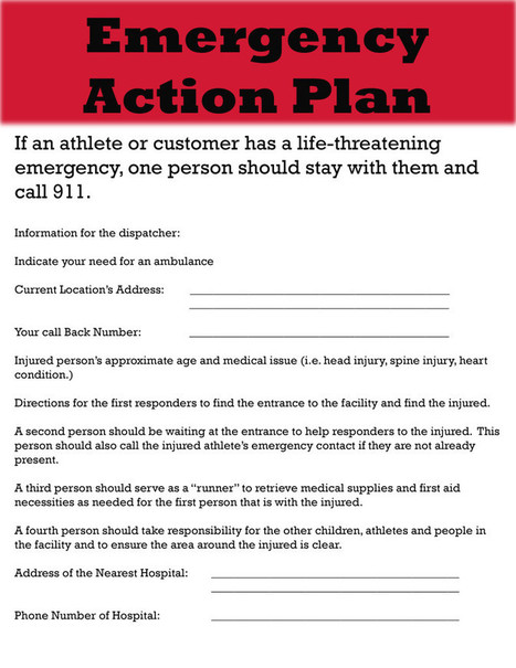 Guide On Emergency Action Plan Template – Excel Templates | ProjectManagerClub.co.uk | Scoop.it