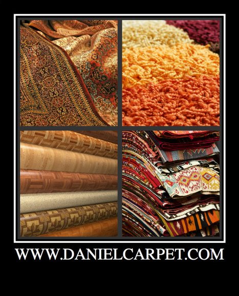 Daniel's Carpet - Since 1988: Daniel's Carpet Since 1988 | Daniels Carpet can get it done! | Scoop.it