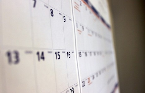 Making Your First Donor Retention Calendar, Step by Step | npENGAGE | Higher Education Fundraising | Scoop.it