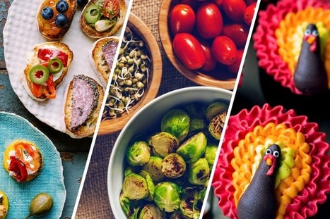 A healthier take on Thanksgiving | Pinterest | Scoop.it