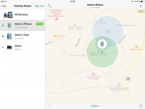 8 Ways To Find a Lost iPhone (& What To Do If You Can't Get It Back) by Mark O'Neill | mlearn | Scoop.it