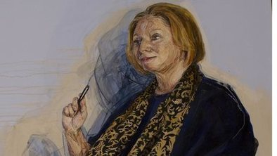 Hilary Mantel- first living writer to be displayed in British Library   Literary   Scoop.it
