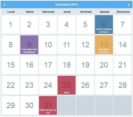 Twitter propose un calendrier d'évènements pour animer sa communauté | Outils et pratiques du web | Scoop.it