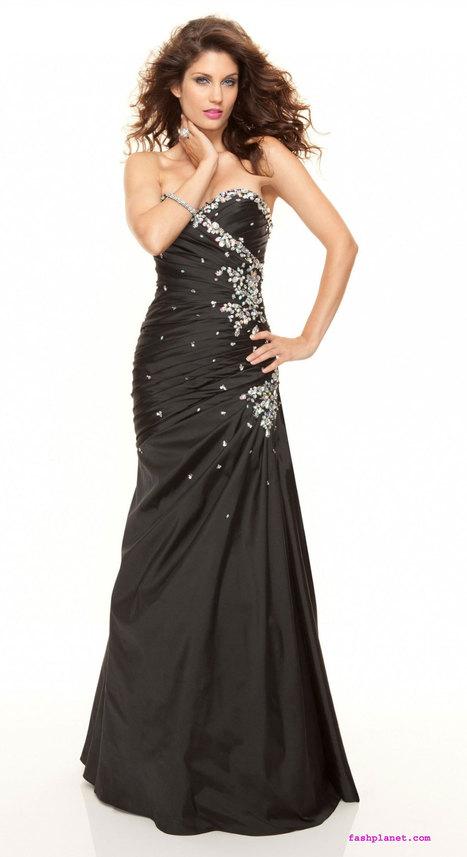 Black Prom Dresses 2013 | fashplanet | Scoop.it