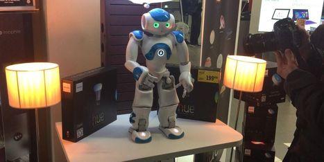 Le n°1 français des robots humanoïdes devient japonais - Europe1 | J'écris mon premier roman | Scoop.it