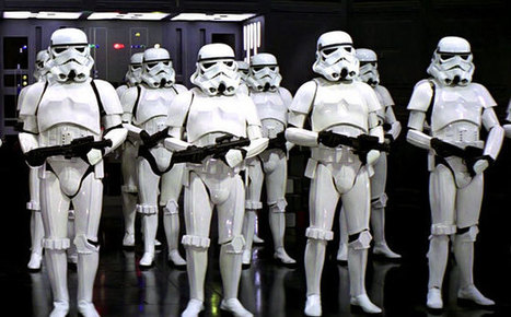 Disney will release a new 'Star Wars' movie every year starting in 2015 - Entertainment Weekly | Machinimania | Scoop.it