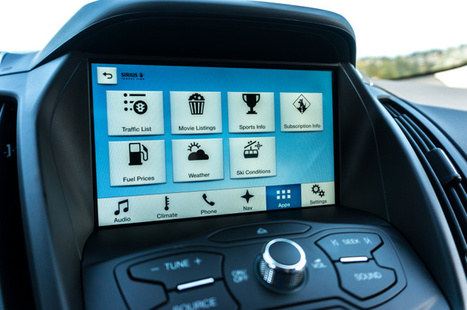 "Ford Is Adding Support For Apple CarPlay And Android Auto To Its Vehicles | L'impresa ""mobile"" 