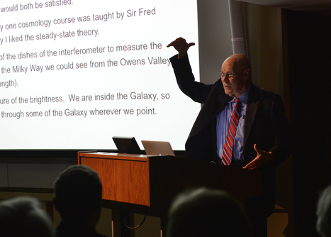 Cosmic Inflation Theory Confirmed? Q&A with Robert Wilson, Co-Discoverer of Big Bang Echo | Planets, Stars, rockets and Space | Scoop.it