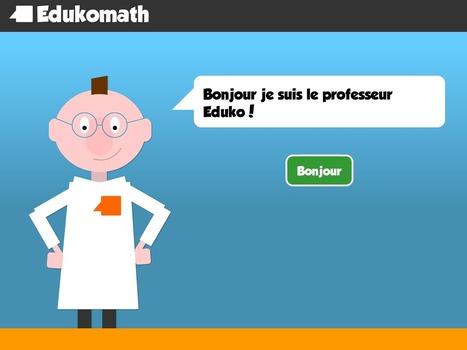 EdukoMaths pour réviser ses tables de multiplication | Ressources pédagogiques, former par le numérique | Scoop.it