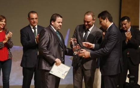 Jovempa entrega su premio anual a un empresario de robótica industrial de Ibi | Actividad Jovempa Vinalopó | Scoop.it