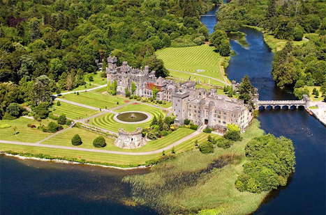 13th Century Ashford Castle: Irish Hospitality on Lake Corrib | Travel | Scoop.it