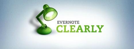 Synchronisez vos notes avec Evernote   Tutoriels Informatique et nouvelles technologies   Scoop.it