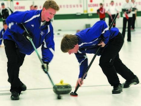 Curling : précision, stratégie et esprit d'équipe - Le Courrier de Russie | Référencement Web | Scoop.it