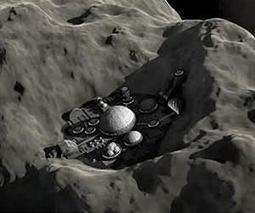 Luxembourg's ultimate offshore investment: Space mining | New Space | Scoop.it