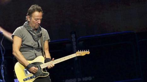Autobiographie de Bruce Springsteen : toutes les plaies du Boss - le Figaro | Bruce Springsteen | Scoop.it