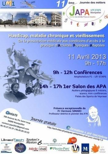 La semaine prochaine dédiée aux Activités Physiques Adaptées ! ! ! | Physical activity and Health | Scoop.it