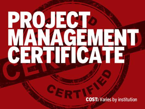Top 10 project management certifications   Project Management best practices   Scoop.it