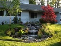 The stone landscaping designer by Landscape Solutions LLC | Landscape Solutions LLC | Scoop.it