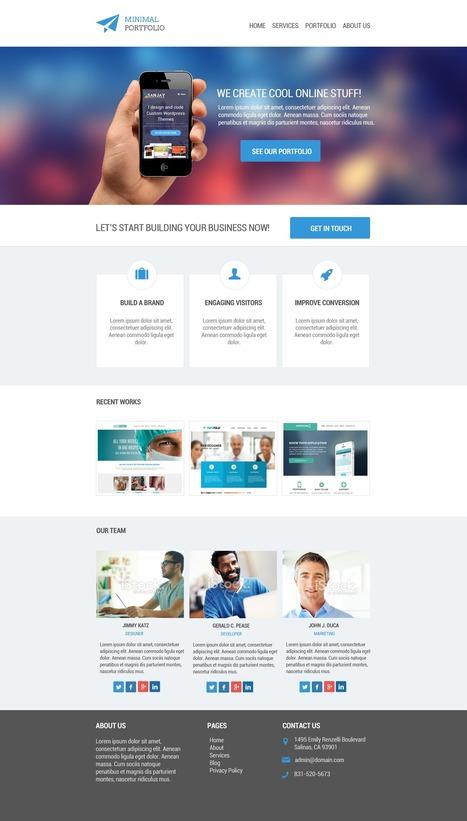 How to Make a Portfolio in Photoshop | Free Photoshop Tutorials | Scoop.it