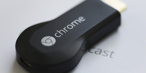 Google Chromecast disponible en France | toute l'info sur Google | Scoop.it
