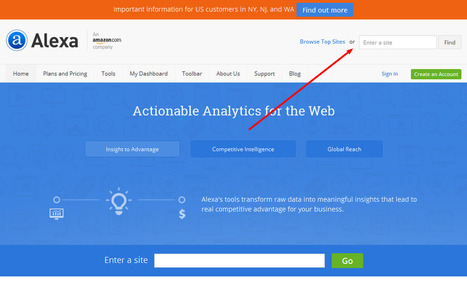 How to Measure Your Website's Power and Influence | Linguagem Virtual | Scoop.it