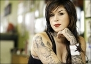 Kat Von D, celebrity tattoo artist and star of TV's LA Ink, headed to Vancouver | art tattoo | Scoop.it