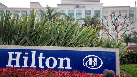 Hilton Hotels investigated for blocking Wi-Fi | Wifi for your business | Scoop.it