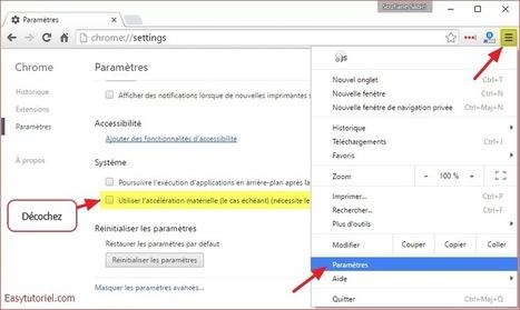 Réparer tous les erreurs de Google Chrome et l'optimiser de A à Z ! | Time to Learn | Informatique - Internet | Scoop.it