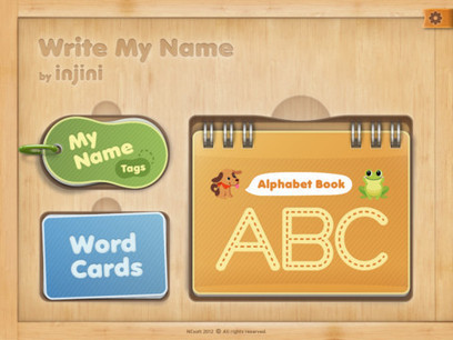 Write My Name by INJINI – By far one of the best apps to teach writing name/fine motor/Letter recognition and much more while still having fun.. | Communication and Autism | Scoop.it
