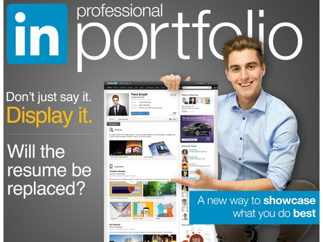 Get Hired: How To Make Your LinkedIn Profile Gorgeous With Graphics I Julie Bort | Entretiens Professionnels | Scoop.it