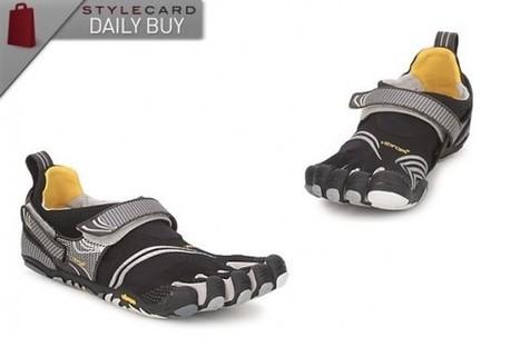 Men's Monday: Daily Buy – Vibram FiveFingers®   StyleCard Fashion Portal   StyleCard Fashion   Scoop.it
