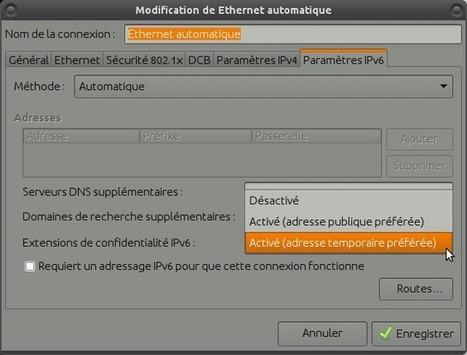 Protéger sa vie privée avec l'IPv6 - LinuxFr.org | Trucs et astuces du net | Scoop.it