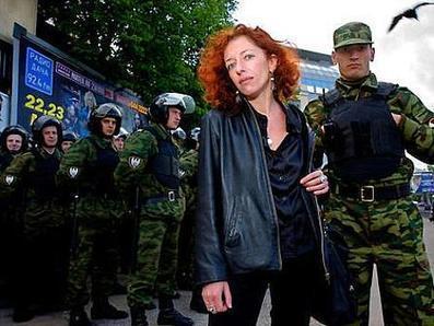 Galería: Siete mujeres campeonas de la libertad de expresión - IFEX | LACNIC news selection | Scoop.it