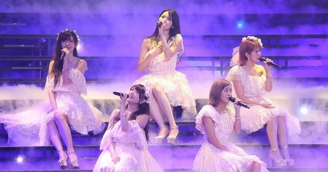 "Idols japonaises et chinoises : C_ute ""breakup"" 