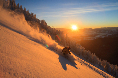 Beautiful Photo of Top 5 Ski Destination in USA You Should Visit 2014   Travel Mag   Scoop.it