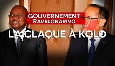 Gouvernement Ravelonarivo - DwizerNews | Politique, société | Scoop.it