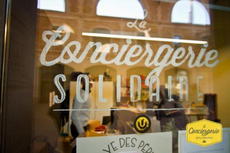 Trajectoires fluides - Conciergeries solidaires : nouvelles manufactures locales de services du quotidien ? Entretien avec Sylvain Lepainteur   Chronos   Scoop.it