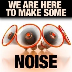 Make some Noise | DESARTSONNANTS - CRÉATION SONORE ET ENVIRONNEMENT - ENVIRONMENTAL SOUND ART - PAYSAGES ET ECOLOGIE SONORE | Scoop.it