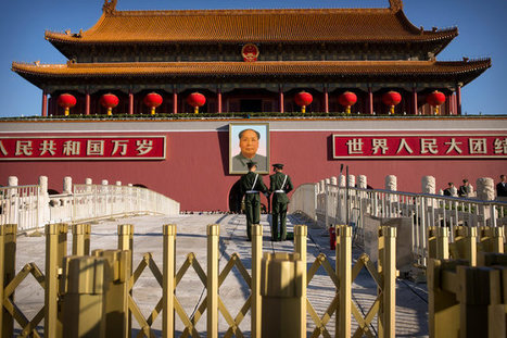 China Turns to Online Courses, and Mao, for Soft-Power Mission | Trends and Issues in Online Education | Scoop.it