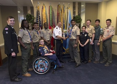 What officials at the Pentagon said about Scouting | Scouting Adventures | Scoop.it