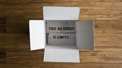 Here's an AdWords script to check for empty ad groups | Digital Brand Marketing | Scoop.it