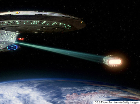 This Is Not A Drill, Scientists Have Created An Actual 'Tractor Beam' | Sciences & Technology | Scoop.it
