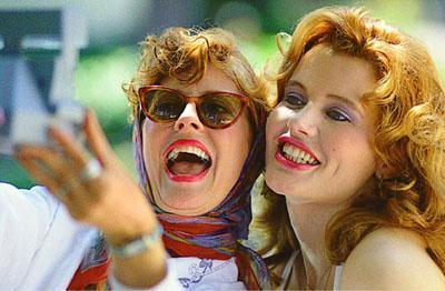 The Effect and Affect of Feminism on Thelma and Louise   Thelma and Louise   Scoop.it