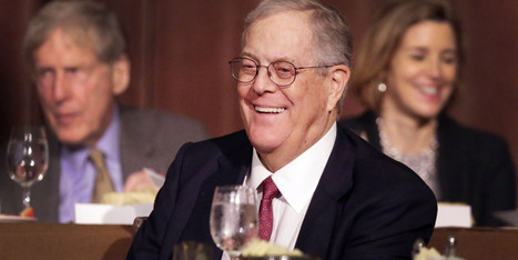 Nothing Really Compares To The Koch Brothers' Political Empire | AUSTERITY & OPPRESSION SUPPORTERS  VS THE PROGRESSION Of The REST OF US | Scoop.it